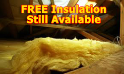 Its Not Too Late To Get FREE Property Insulation