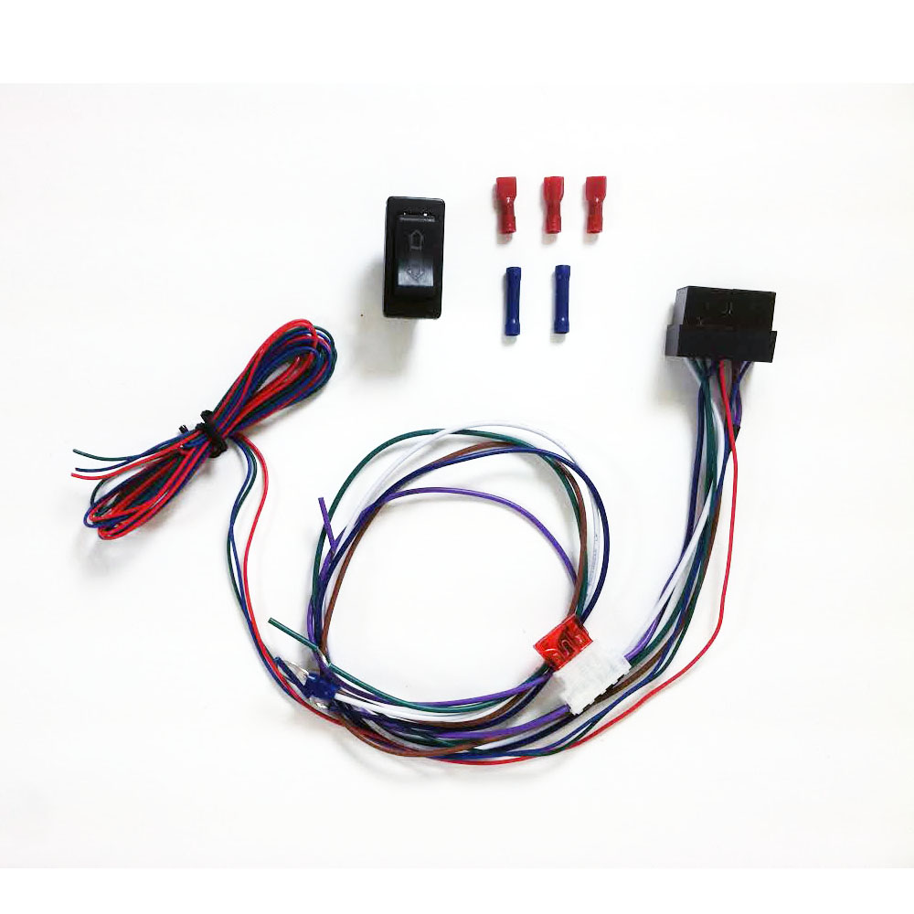wiring switch relay kit for linear actuators ebay