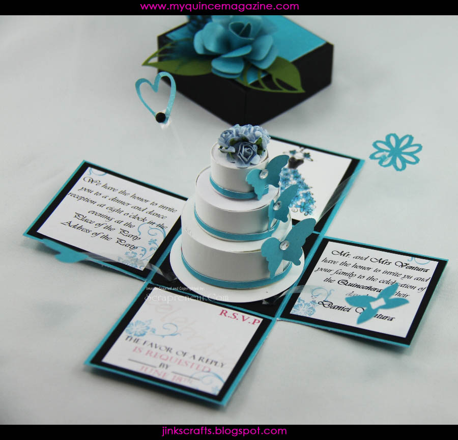 GET QUINCE TIPS Have Your Unique Invitations - My Quince