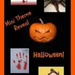 Mini Theme Reveal: Halloween!