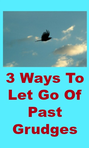 how to let go of my past