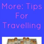 Bingo, Books And More: Tips For Travelling