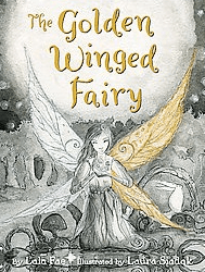 golden winged fairy