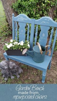 Project Ideas for Old Chairs - My Repurposed Life