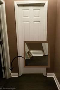 Interior Door Trim. how to trim a craftsman style door pt ...