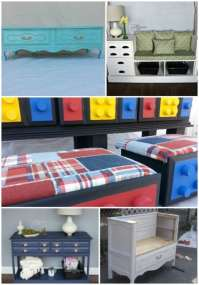 How To Repurpose Furniture and Household Items - My ...