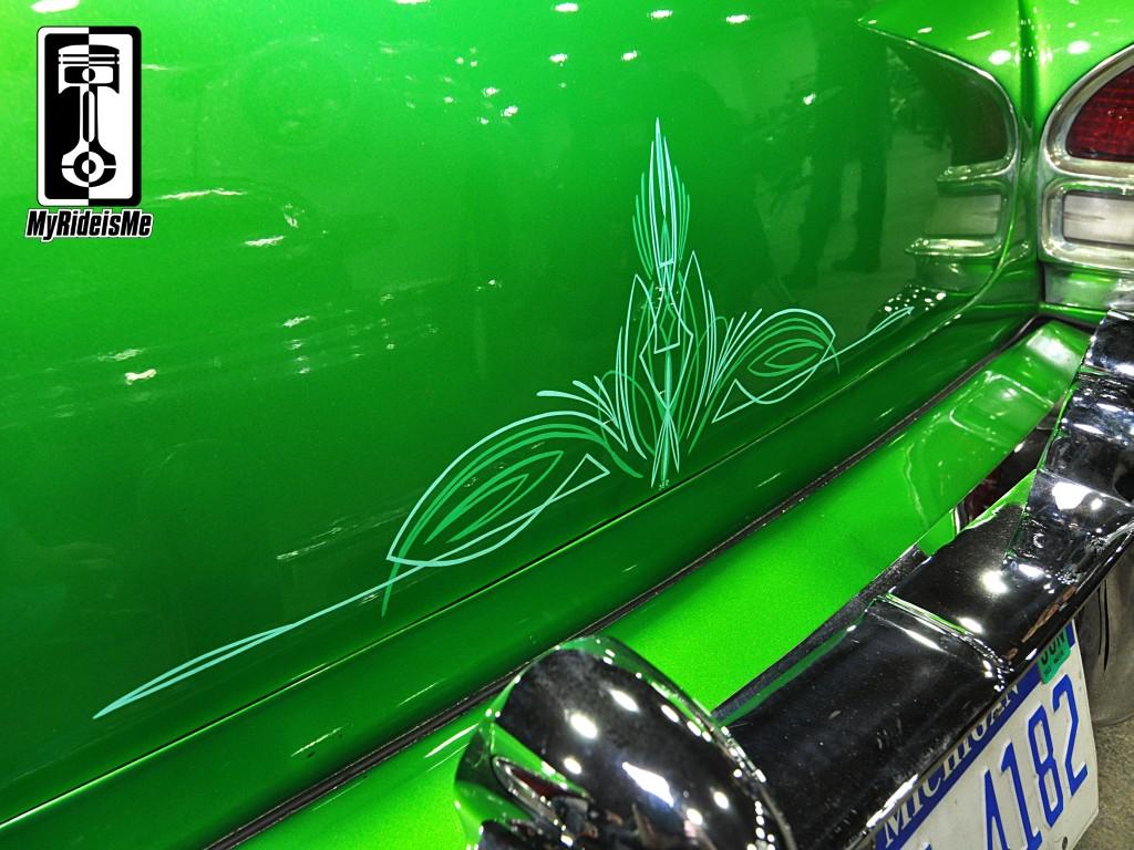 Hemi Car Wallpaper Pinstriping Pictures 2012 Detroit Autorama Hot Rod Car