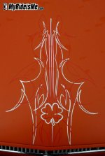 Custom Pinstriping Designs