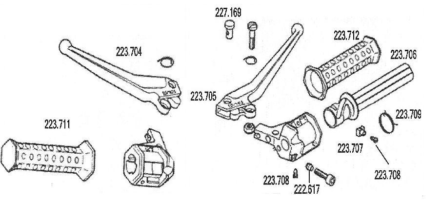 garelli wiring diagram