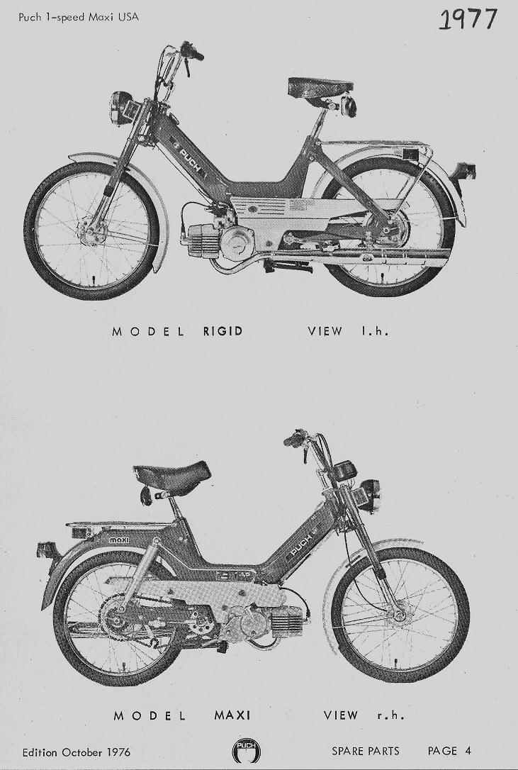 1977 puch moped wiring diagram