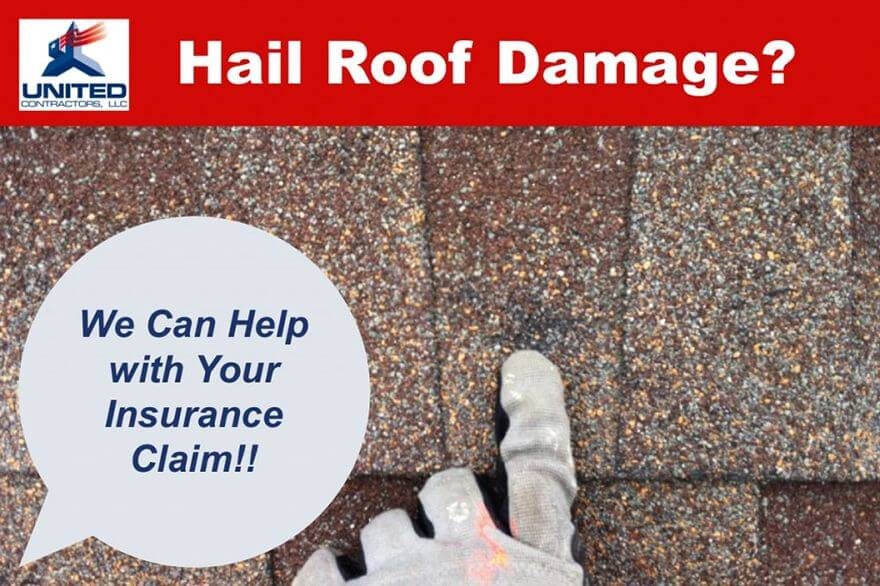 Home Roof Storm Damage Insurance Claims Training Hail Roof Damage Guide For Homeowners