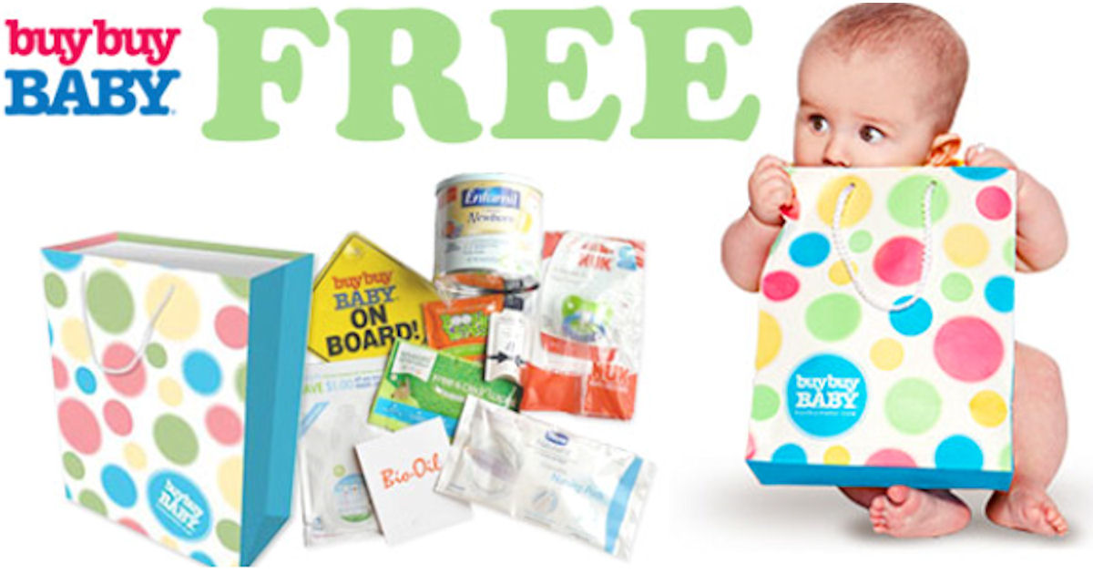 Free Goody Bag at buybuy BABY Stores - Free Product Samples