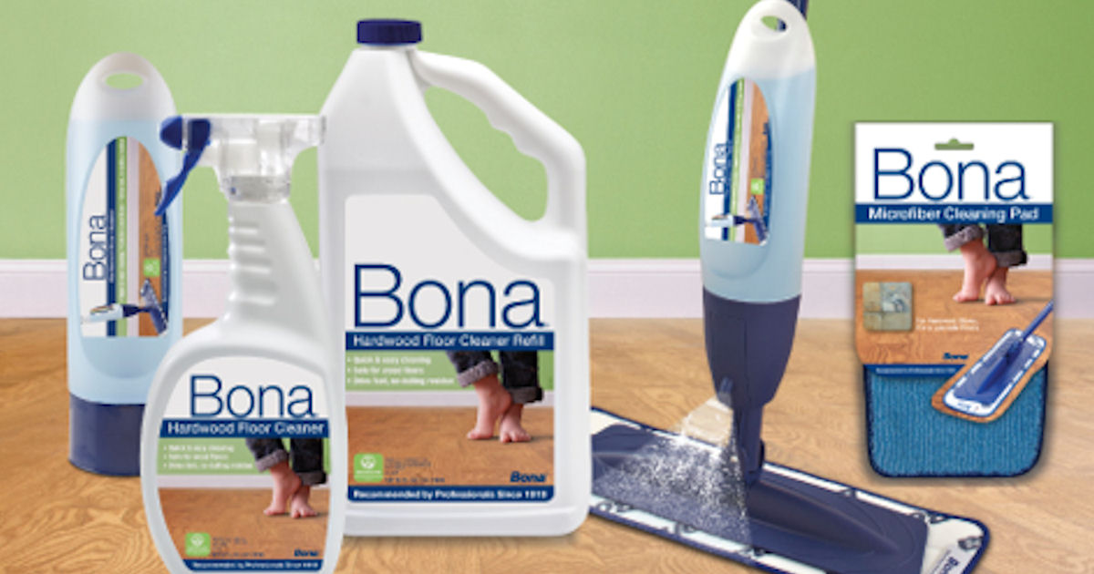 Free Bona Cleaning Products - Free Product Samples