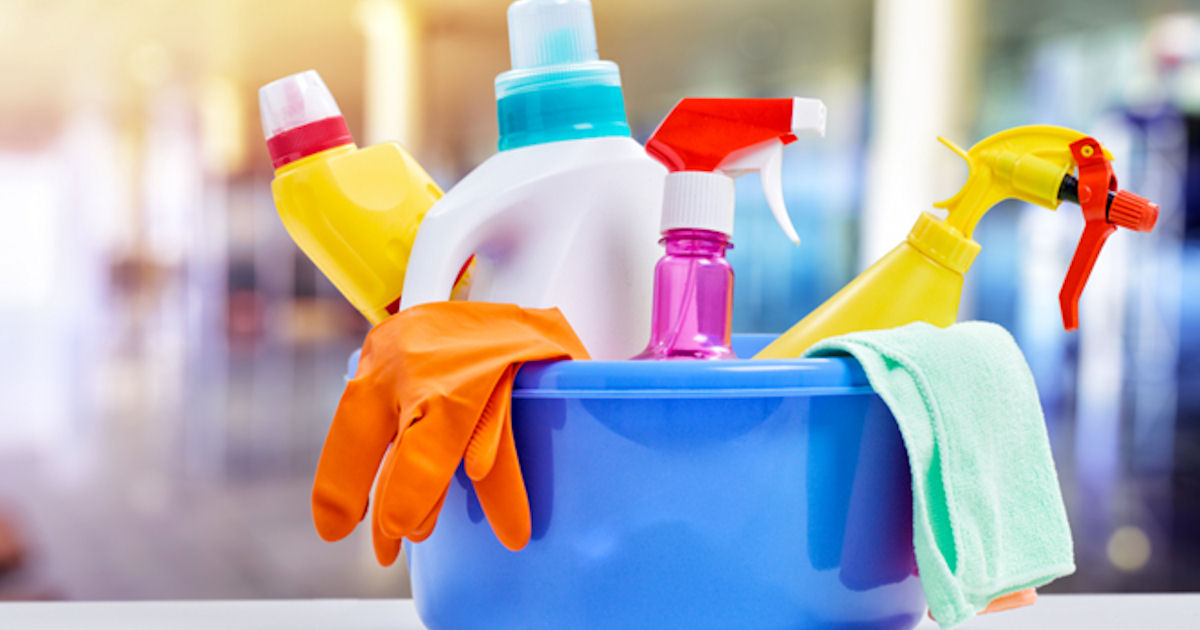 Free Household Cleaning Products - Free Product Samples