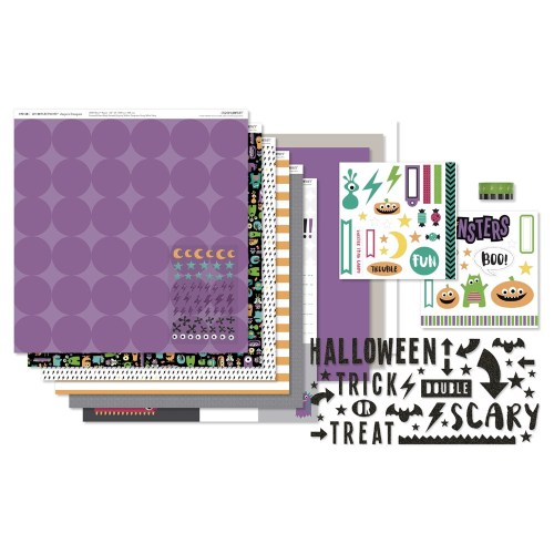 Jeepers Creepers WYW Scrapbooking Kit