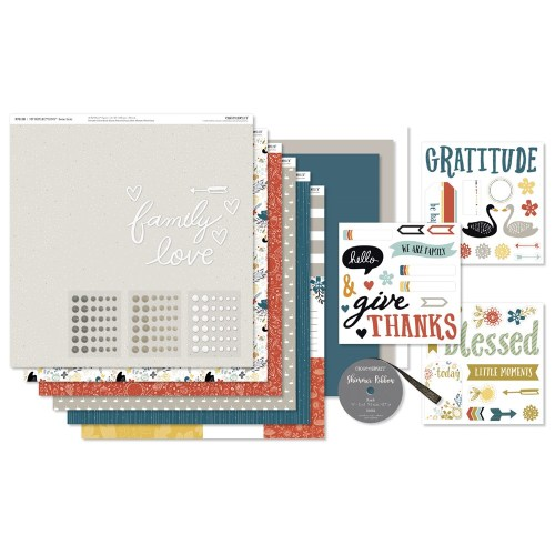 Swan Lake WYW Scrapbooking Kit