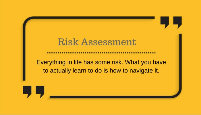What is Risk Assessment and Why it is so Useful On Board ? - MySeaTime - risk assessment