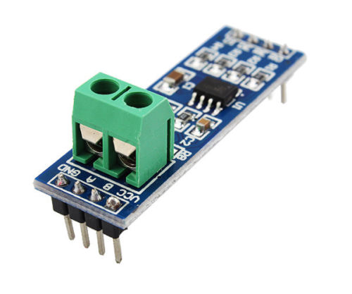 Building a wired RS485 sensor network MySensors - Create your own