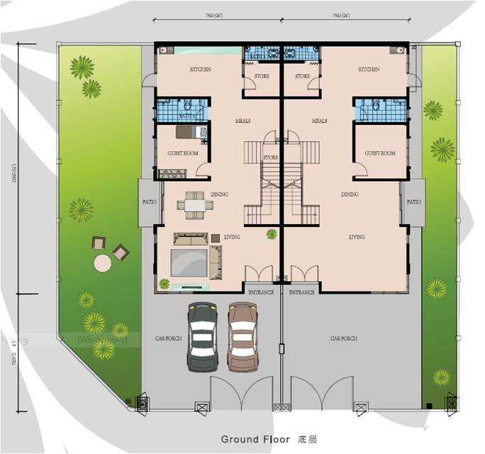 bestari heights by ksl who grab the last cluster house