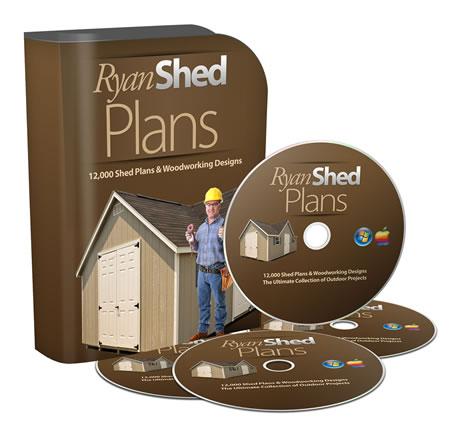 Free Shed Plans Elite Large