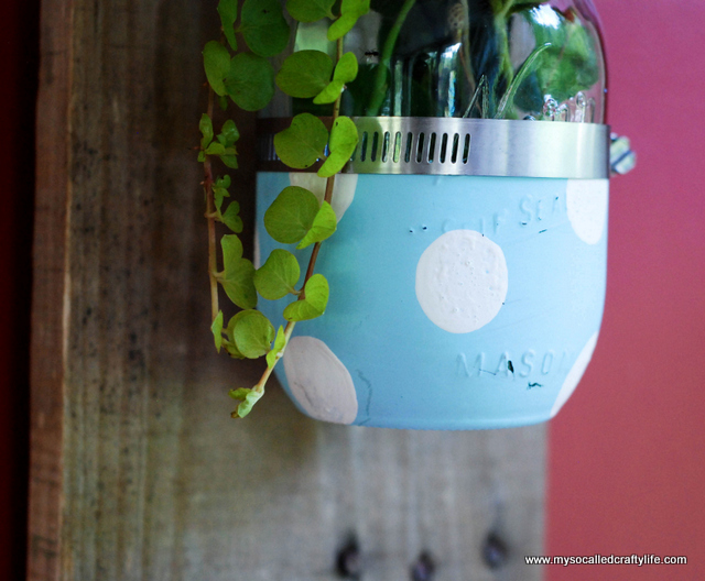 i know mason jar crafts have become such a popular craft item these days i believe there are several pins on my diy pinterest board that are all about adore diy hanging mason jar