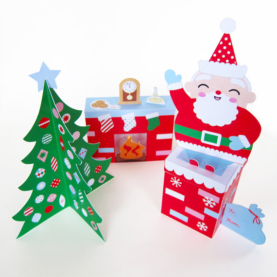 Holiday Gift Guides 2015- Christmas Printables