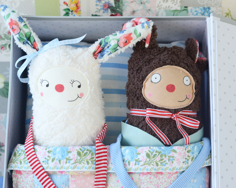 My Bear and Bunny Baby Gift