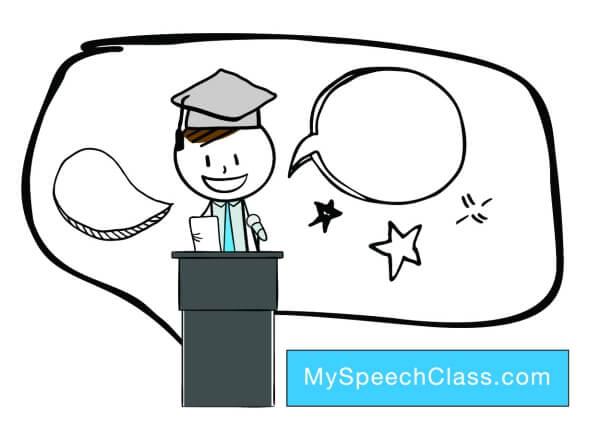 Graduation Speech 20 Examples + Template \u2022 My Speech Class