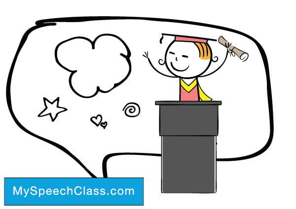 10 Salutatorian Speech Ideas Multi-Functional \u2022 My Speech Class - salutatorian speech examples