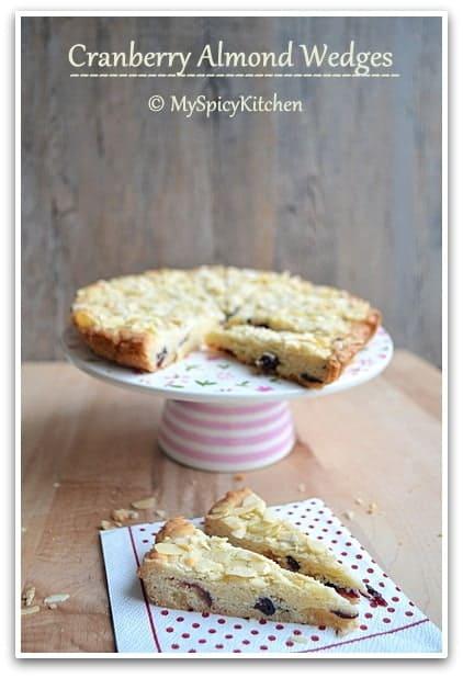 Cranberry Recipe, Cranberry Almond Cookies, Sugar Cookies Mix
