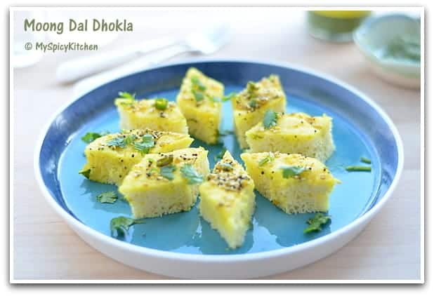 Dhokla, Gujarati Cuisine,