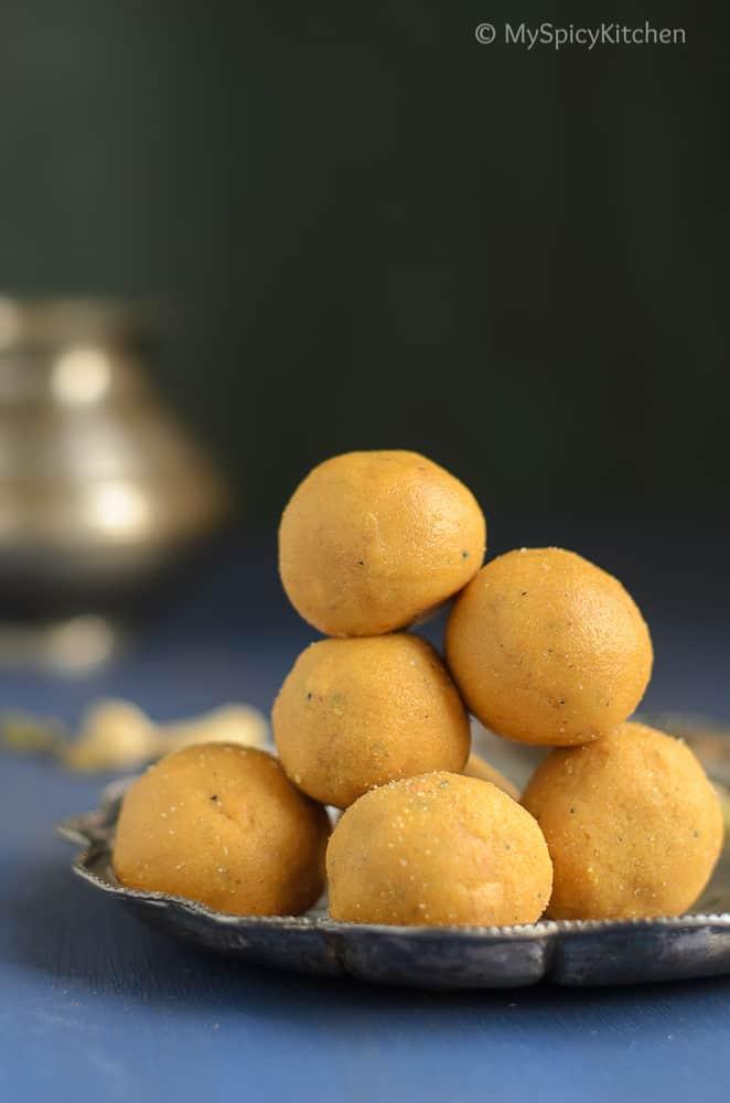Shenagapindi Laddu 2