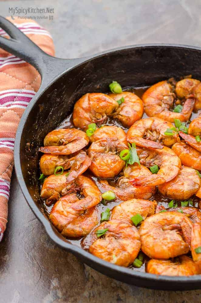 ... New Orleans bbq Shrimp, Barbecue Shrimp New Orleans Style, New Orleans
