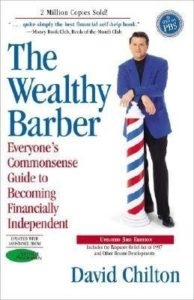 best business books to read before starting a business, the wealthy barber
