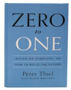 best business books to read before starting a business, zero to one