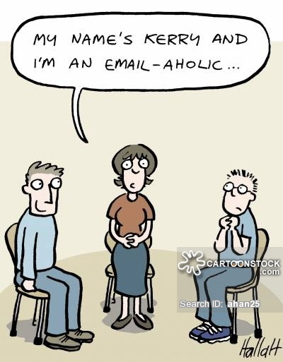 email addiction