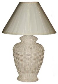 Wicker Lamps | Wicker Lamp Shades | Hanging Lamps