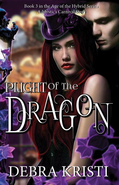 Plight of the Dragon (Age of the Hybrid: Book Three)