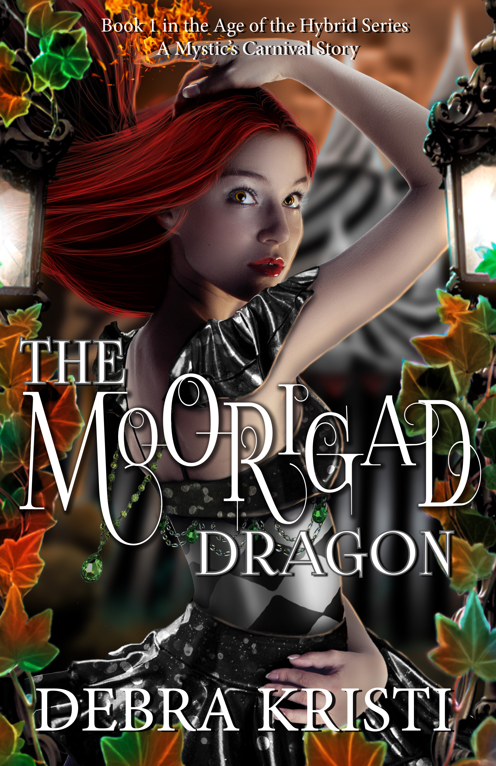 The Moorigad Dragon Cover in A Mystic's Carnival Novel Gets a New Look by Mystic's