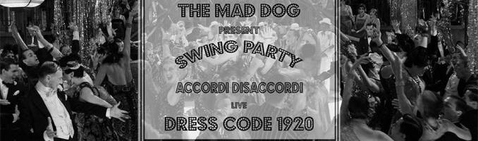 Swing Party al Mad Dog
