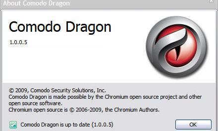 Comodo Dragon – Feature Rich, Versatile, Secure Web Browser based on Chromium