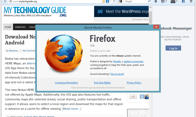 Download Latest Firefox 17.0, Adds New Social Feature, Click-to-Play Blocklisting, HSTS lists and More