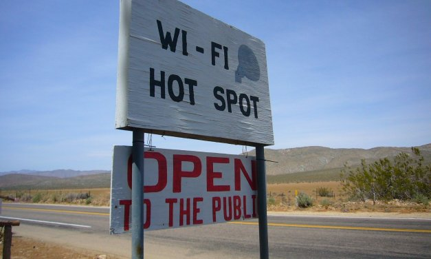 Public WiFi Networks: A Hotbed For Hacker Activity