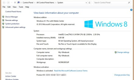 Change Windows 8.1 Product Key, Activate Using A New Product Key [Complete Tutorial]