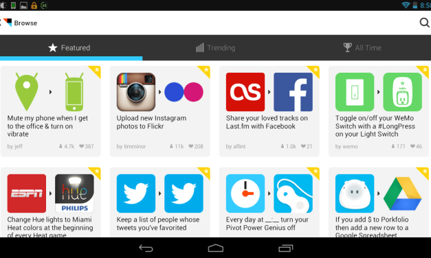 IFTTT App For Android Brings Android Channels, Available For Download On Google Play Store (Quick Review)