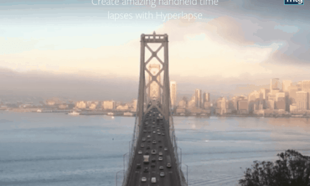 Hyperlapse App Let's You Create Amazing Time-Lapse Video Masterpiece
