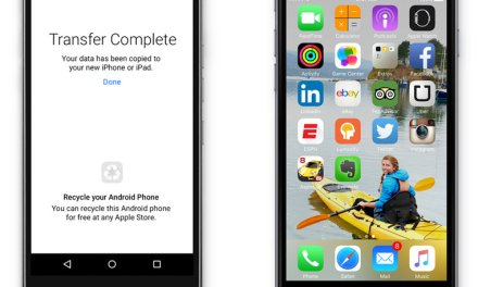 Move to iOS App Allows Android Users Wirelessly Migrate to iPhone