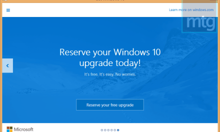 How To Apply For Your Free Windows 10 Upgrade