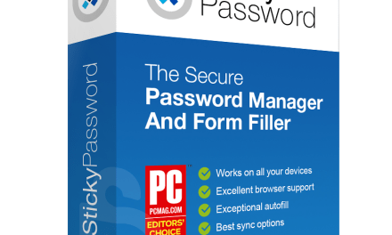 Black Friday Deal: Free Sticky Password Premium License Giveaway