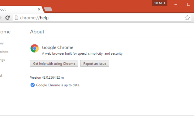 Chrome 48 Released With Custom Notification Buttons, Removes RC4 Cipher